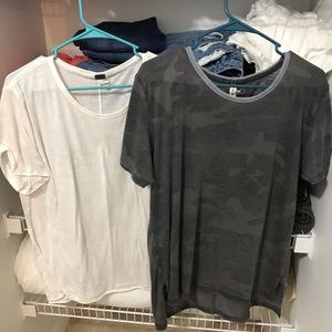 Two free people tourist tees